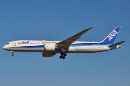 Flying A340さんが、成田国際空港で撮影した全日空 787-9の航空フォト(飛行機 写真・画像)