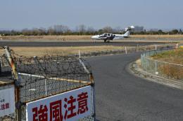 Gambardierさんが、岡南飛行場で撮影した岡山航空 G58 Baronの航空フォト(飛行機 写真・画像)