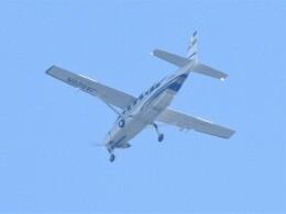 いねねさんが、名古屋飛行場で撮影した中日本航空 208B Grand Caravanの航空フォト(飛行機 写真・画像)