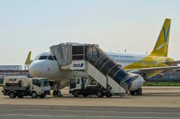 让开我先飞さんが、羽田空港で撮影したバニラエア A320-214の航空フォト(飛行機 写真・画像)