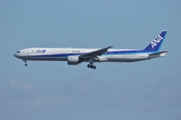 JJ✈さんが、羽田空港で撮影した全日空 777-381の航空フォト(飛行機 写真・画像)