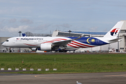 kinsanさんが、成田国際空港で撮影したマレーシア航空 A350-941の航空フォト(飛行機 写真・画像)