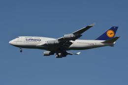 Deepさんが、成田国際空港で撮影したルフトハンザドイツ航空 747-430の航空フォト(飛行機 写真・画像)