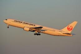 kan787allさんが、羽田空港で撮影した日本航空 767-346の航空フォト(飛行機 写真・画像)