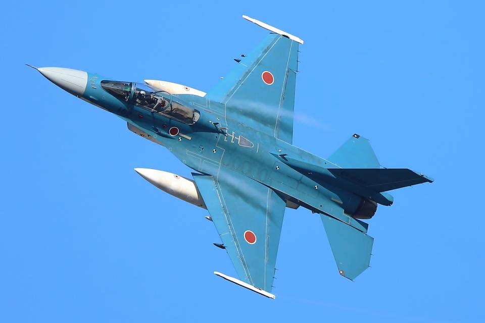 levo2735さんの航空自衛隊 Mitsubishi F-2B (63-8102) 航空フォト