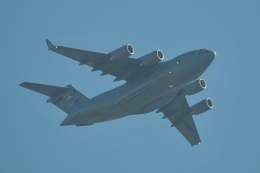 ヨッちゃんさんが、横田基地で撮影したアメリカ空軍 C-17A Globemaster IIIの航空フォト(飛行機 写真・画像)