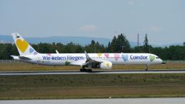 singapore346さんが、フランクフルト国際空港で撮影したコンドル 757-330の航空フォト(飛行機 写真・画像)