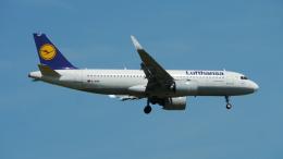 航空フォト:D-AINH ルフトハンザドイツ航空 A320neo