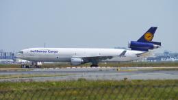 singapore346さんが、フランクフルト国際空港で撮影したルフトハンザ・カーゴ MD-11Fの航空フォト(飛行機 写真・画像)