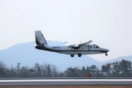 ヒロジーさんが、広島空港で撮影した日本個人所有 695 Jetprop 980の航空フォト(飛行機 写真・画像)