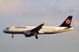 航空フォト:D-AIUC ルフトハンザドイツ航空 A320
