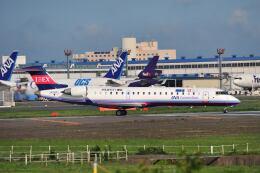ポン太さんが、成田国際空港で撮影したアイベックスエアラインズ CL-600-2C10 Regional Jet CRJ-702の航空フォト(飛行機 写真・画像)