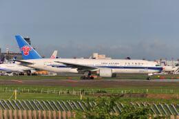 ポン太さんが、成田国際空港で撮影した中国南方航空 777-21B/ERの航空フォト(飛行機 写真・画像)