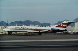ゴンタさんが、フェニックス・スカイハーバー国際空港で撮影したトランス・ワールド航空の航空フォト(飛行機 写真・画像)
