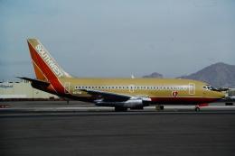 ゴンタさんが、フェニックス・スカイハーバー国際空港で撮影したサウスウェスト航空の航空フォト(飛行機 写真・画像)