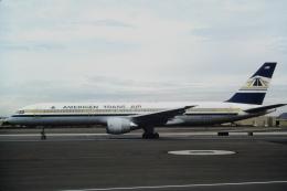 ゴンタさんが、フェニックス・スカイハーバー国際空港で撮影したアメリカン・トランス航空 757-212の航空フォト(飛行機 写真・画像)