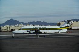 ゴンタさんが、フェニックス・スカイハーバー国際空港で撮影したメサ・エアラインズの航空フォト(飛行機 写真・画像)