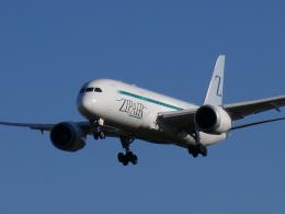 kooo_taさんが、成田国際空港で撮影したZIPAIR 787-8 Dreamlinerの航空フォト(飛行機 写真・画像)