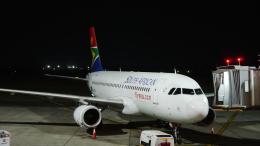 singapore346さんが、ジュリウス・ニエレレ国際空港で撮影した南アフリカ航空 A320-232の航空フォト(飛行機 写真・画像)