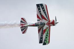 senyoさんが、茨城空港で撮影したエアロック・エアロバティックチーム S-2C Specialの航空フォト(飛行機 写真・画像)