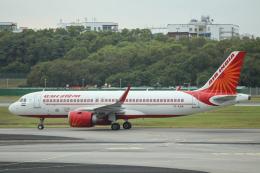 singapore346さんが、シンガポール・チャンギ国際空港で撮影したエア・インディア A320-251Nの航空フォト(飛行機 写真・画像)