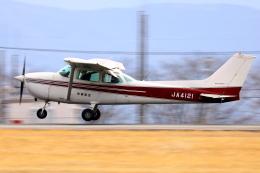 Zakiyamaさんが、熊本空港で撮影したエス・ジー・シー佐賀航空 172P Skyhawk IIの航空フォト(飛行機 写真・画像)
