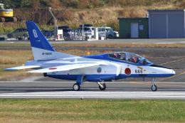 ちゅういちさんが、入間飛行場で撮影した航空自衛隊 T-4の航空フォト(飛行機 写真・画像)