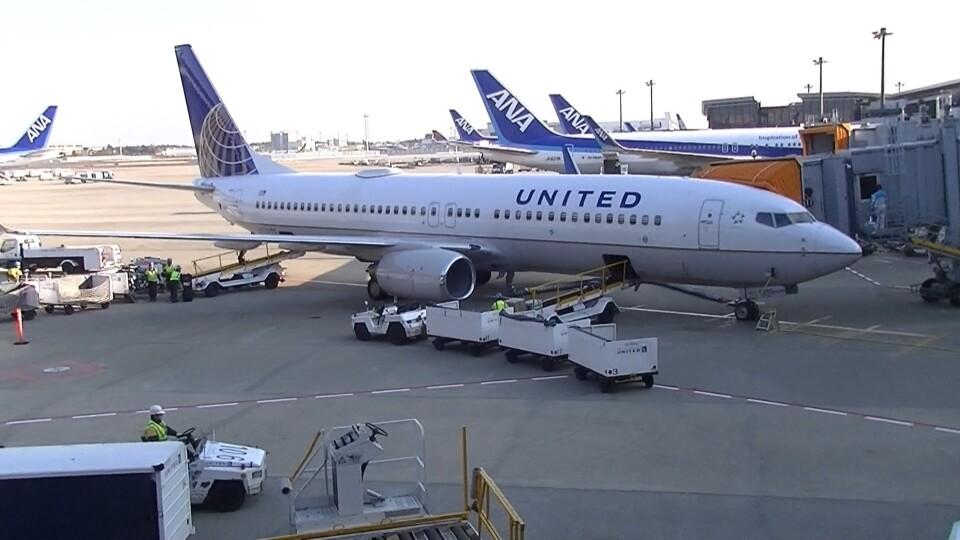 mich_stoneさんのユナイテッド航空 Boeing 737-800 (N77295) 航空フォト