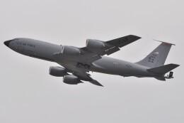 デルタおA330さんが、横田基地で撮影したアメリカ空軍 KC-135T Stratotanker (717-148)の航空フォト(飛行機 写真・画像)