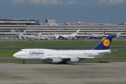 航空フォト:D-ABVY ルフトハンザドイツ航空 747-400