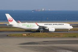 NIKEさんが、羽田空港で撮影した日本航空 A350-941の航空フォト(飛行機 写真・画像)