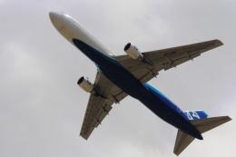 Hiro-hiroさんが、成田国際空港で撮影したアジア・アトランティック・エアラインズ 767-383/ERの航空フォト(飛行機 写真・画像)