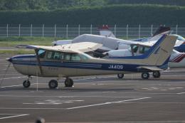 神宮寺ももさんが、調布飛行場で撮影した東京航空 172P Skyhawk IIの航空フォト(飛行機 写真・画像)