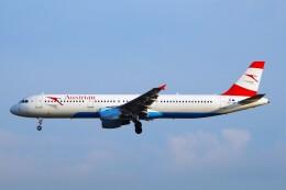 航空フォト:OE-LBF オーストリア航空 A321