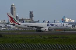 LEGACY-747さんが、成田国際空港で撮影したスリランカ航空 A330-243の航空フォト(飛行機 写真・画像)