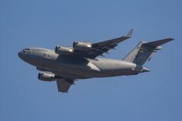 new_2106さんが、横田基地で撮影したアメリカ空軍 C-17A Globemaster IIIの航空フォト(飛行機 写真・画像)