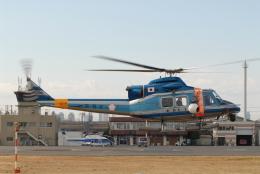 banshee02さんが、東京ヘリポートで撮影した警視庁 412の航空フォト(飛行機 写真・画像)