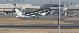 taiki_jcg__jediさんが、羽田空港で撮影したスターフライヤー A320-214の航空フォト(飛行機 写真・画像)