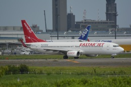 LEGACY-747さんが、成田国際空港で撮影したイースター航空 737-8BKの航空フォト(飛行機 写真・画像)