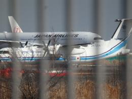 taiki_jcg__jediさんが、羽田空港で撮影した海上保安庁 DHC-8-315 Dash 8の航空フォト(飛行機 写真・画像)