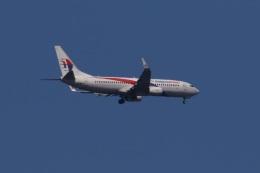 fox_samさんが、ニノイ・アキノ国際空港で撮影したマレーシア航空 737-8H6の航空フォト(飛行機 写真・画像)