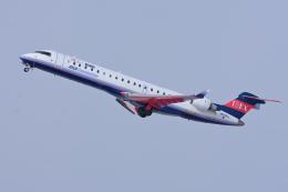 YouKeyさんが、新千歳空港で撮影したアイベックスエアラインズ CL-600-2C10 Regional Jet CRJ-702ERの航空フォト(飛行機 写真・画像)