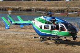 ほてるやんきーさんが、兵庫県で撮影した兵庫県消防防災航空隊 BK117C-2の航空フォト(飛行機 写真・画像)