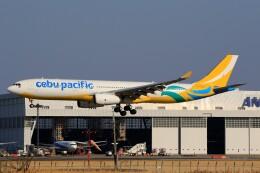 ☆ライダーさんが、成田国際空港で撮影したセブパシフィック航空 A330-343Eの航空フォト(飛行機 写真・画像)