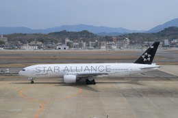 bachi51さんが、福岡空港で撮影したアシアナ航空 777-28E/ERの航空フォト(飛行機 写真・画像)