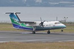 HEATHROWさんが、長崎空港で撮影したオリエンタルエアブリッジ DHC-8-201Q Dash 8の航空フォト(飛行機 写真・画像)