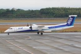 HEATHROWさんが、長崎空港で撮影したANAウイングス DHC-8-402Q Dash 8の航空フォト(飛行機 写真・画像)