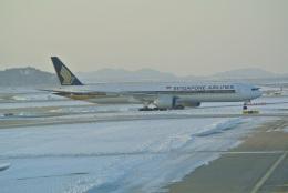 bachi51さんが、仁川国際空港で撮影したシンガポール航空 777-312/ERの航空フォト(飛行機 写真・画像)