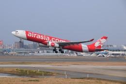 bachi51さんが、福岡空港で撮影したエアアジア・エックス A330-343Xの航空フォト(飛行機 写真・画像)