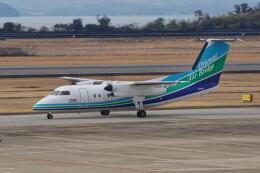 pringlesさんが、長崎空港で撮影したオリエンタルエアブリッジ DHC-8-202Q Dash 8の航空フォト(飛行機 写真・画像)